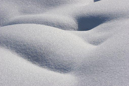 Winter, Snow, Cold, Nature