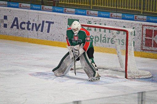 Hockey, Goalkeeper, Mshkm Skalica, Sports, Helmet, Mask