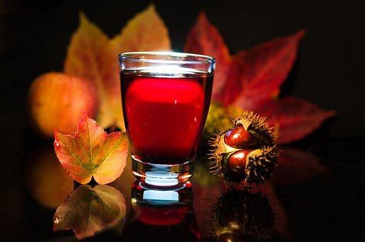Autumn, Still Life, Wine, Red Wine, Thanksgiving