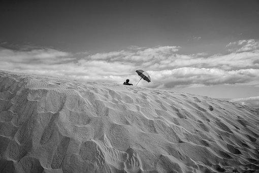 Sand, Dune, Landscape, Sand Dunes, Travel, Desert