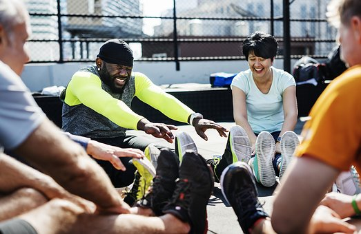 Activity, Adult, Aerobics, African, African Descent