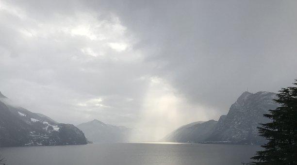 The Lake Ceresio, Alpine Route, Alps, Alpine, Adventure