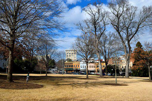 University Of Georgia, Campus, Athens Georgia, Usa