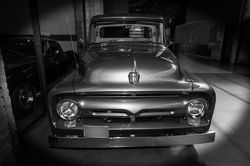 Ford, Truck, Auto, Oldtimer, Automotive, Classic, Old