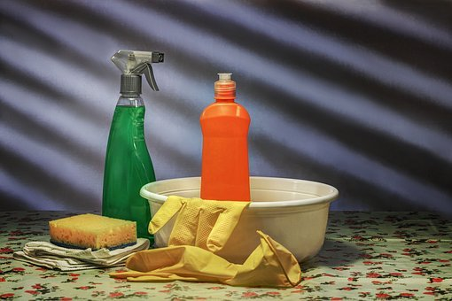 Cleaning, Clean, Cleaner, Taz, Detergent, Sponge