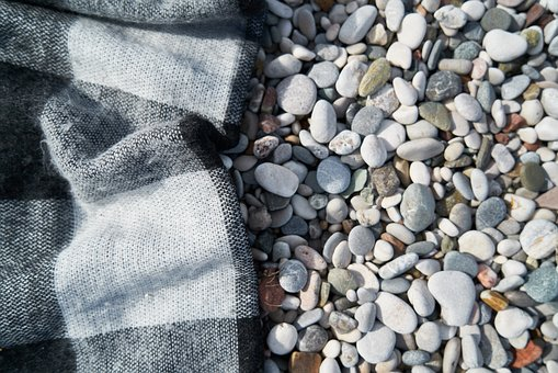 The Stones Are, Background, Beach, Macro, Detail