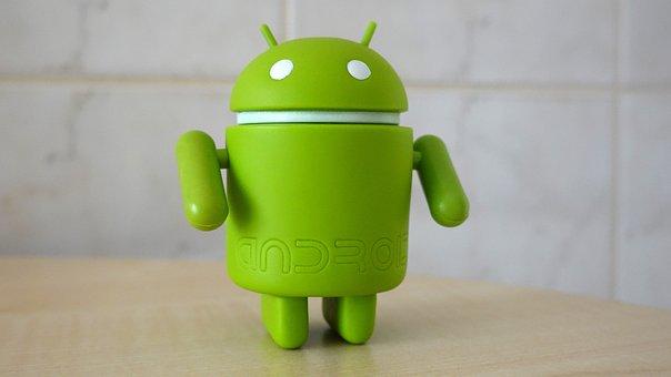 Android, Google, Green, Robot, Smartphone, Logo