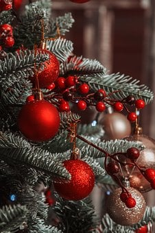 New Year, Christmas, Xmas, New, Holiday, Ornament, Tree