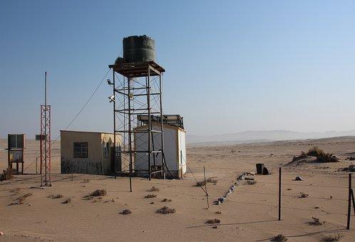 Namibia, Desert, Restricted Area