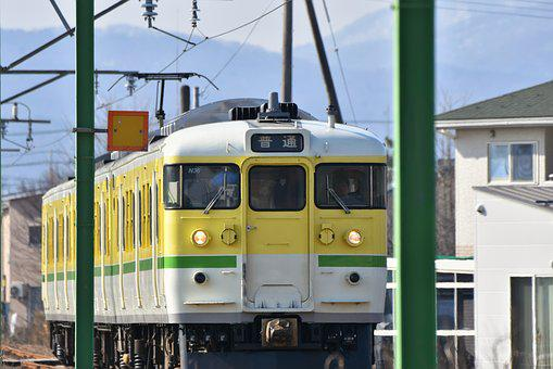 Traffic, Vehicle, Electric Train, Train, Residential