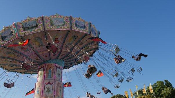 Anna Kirmes, Fair, Year Market, Carousel