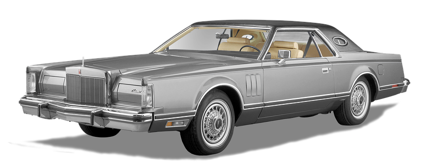 Lincoln Continental, 1979, Coupe, Cars, Us Car