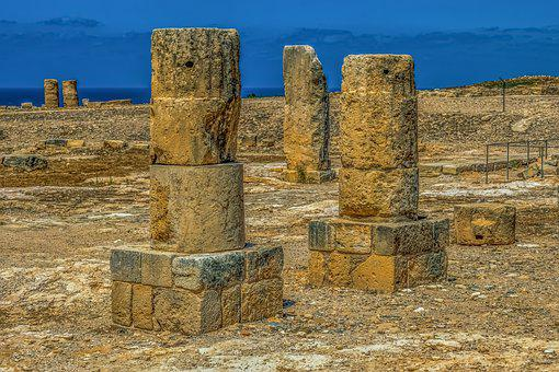 Cyprus, Aphrodite's Sanctuary, Palepaphos, Kouklia