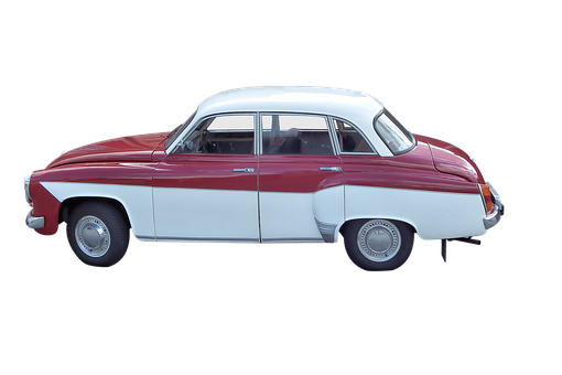 Auto, Wartburg 311, Isolated, Eastern Mobile, Oldtimer