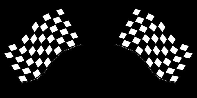 Checker, Flag, Race, Checkered Flag, Checkered, Win