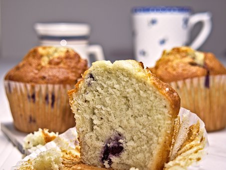 Muffin, Coffee, Food, Cupcake, Delicious, Sweet