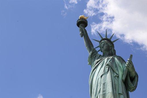 New York, Manhattan, Usa, City, Landmark