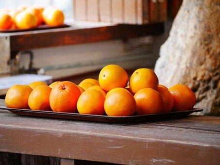 Oranges, Mallorca, Fresh, Nature, Mediterranean, Fruit