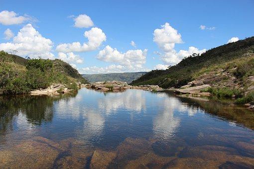 Minas, Serra Da Canastra, Nature, Brazil, Tourism