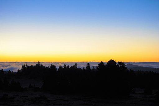 Horizon, Day Nativity, Dawn, Nature, Sky, Solar