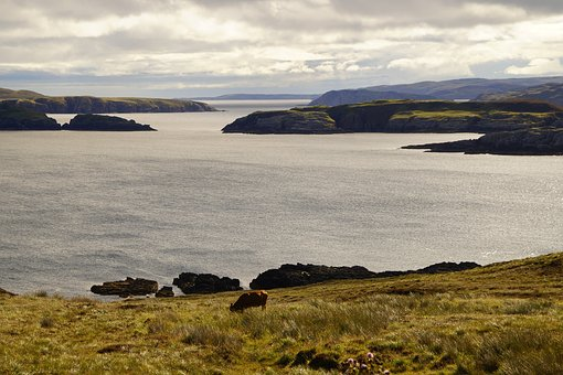 Scotland, North Of Scotland, Upstream, Islands, Coast