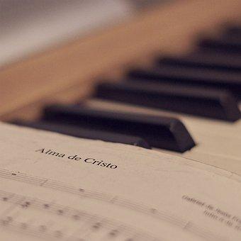 Soul Of Christ, Music, Sheet Music, Sacred, Organist
