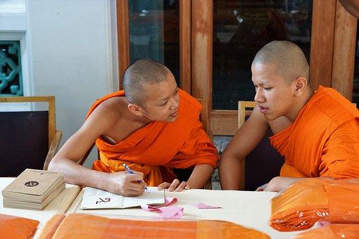 Thailand, Monastery, Religion, Buddha, Bangkok, Temple