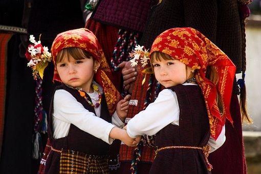 Tradition, Festival, Colorful, Culture, Costume, Child