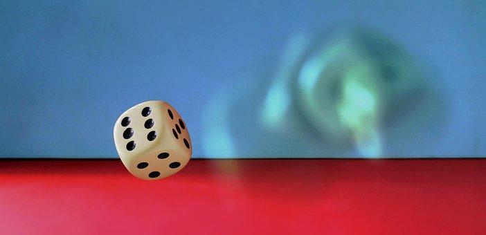 Cube, Craps, Alea Iacta Est, Luck, Play, Gambling, Pay