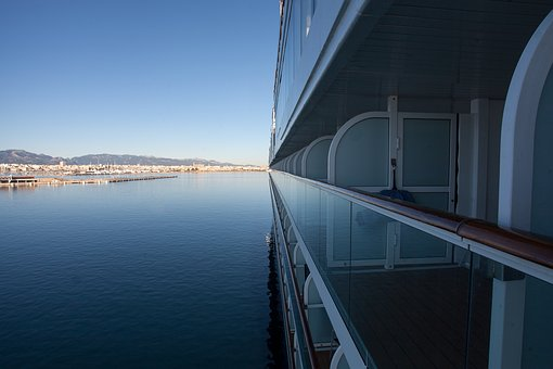 Cruise Ship, Ocean, Vacations, Sea, Travel, Cruise