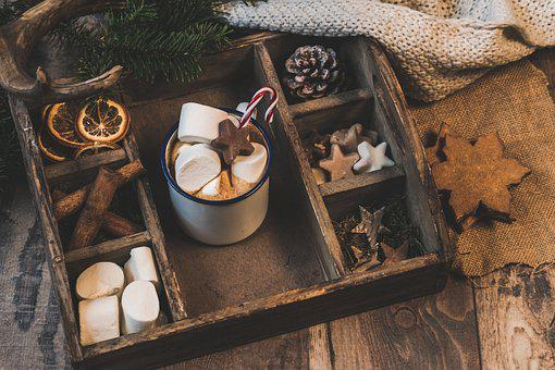 Christmas, Holiday, Decoration, Background, Celebration