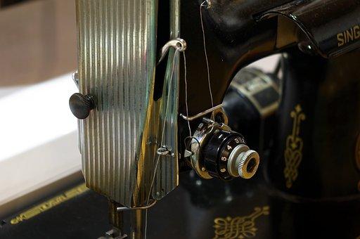 Featherweight Threaded, Sewing, Machine, Singer, Sew