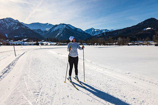 Cross Country Skiing, Ski, Winter, Sport, Snow, Nature