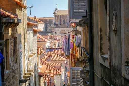 Dubrovnik, City, History, Tourism, Street, Croatia