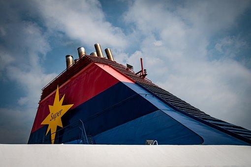 Cruise, Ship, Sea, Travel, Ocean, Boat, Vacations