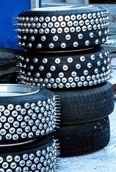Speedway, Ice Speedway, Mature, Winterr Tires