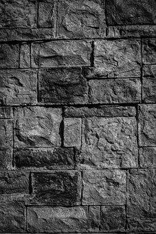 Brick, Stone, Texture, Architecture, Wall, Facade
