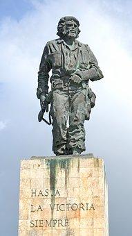 Che, Cuba, Statue, Revolution, Che Guevara