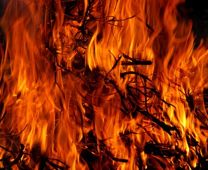 Fire, Easter, Easter Fire, Flame, Embers, Blaze