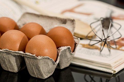 Egg, Ingredient, Baking, Cooking, Food, Raw, Kitchen