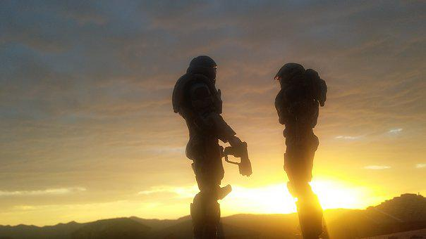 Spartan, Spartan Buck, Halo, Halo World, Halo Picture