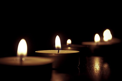 Candles, Tealights, Soft, Fire, Glow, Orange, Heat