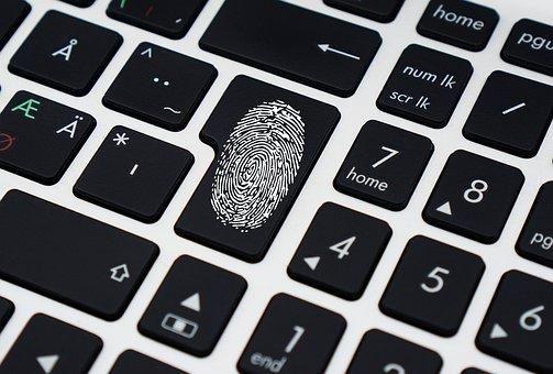 Data, Security, Keyboard, Computer, Laptop, Portable