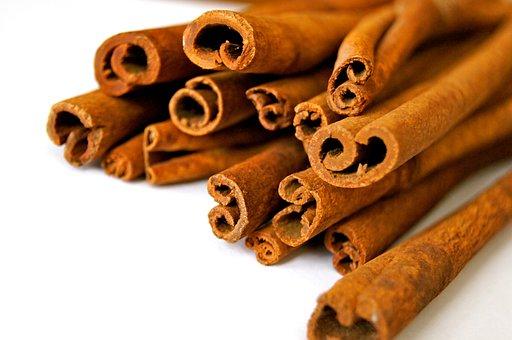 Cinnamon, Cinnamon Stick, Rod, Kitchen, Spice, Raw