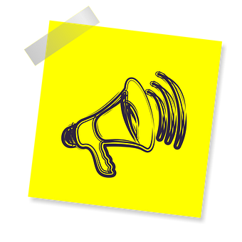 Megaphone, Voice, Speaker, Message, Announcement