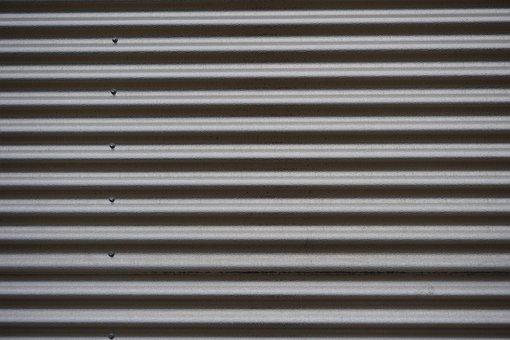Corrugated Sheet, Background, Texture, Metal, Sheet