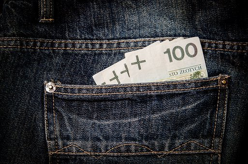 Money, Card, Business, Pocket, Shopping, Buy