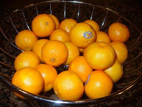 Miniature Oranges, Orange, Fruit, Small, Food, Produce