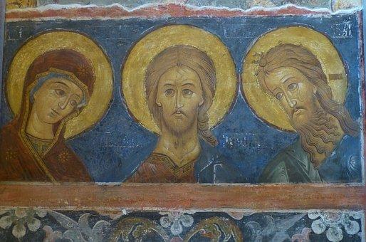 Image, Painting, Church, Faith, Christ, Jesus, Russian