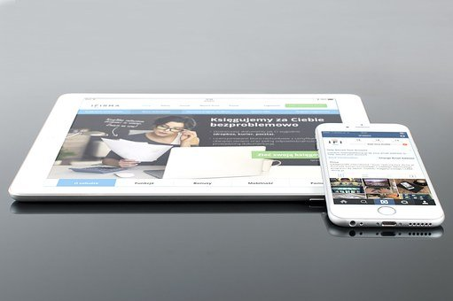 Mockup, Psd, Ipad, Iphone, White, Mobile, Web Design